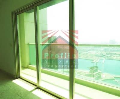 شقة 1 غرفة نوم للبيع في جزيرة الريم، أبوظبي - 1 Bedroom with Marina Sea View - Marina Square