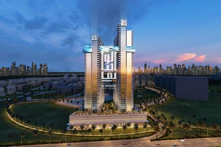 1 Bedroom Apartment for Sale in Al Barsha, Dubai - immediately 25% rental grantee