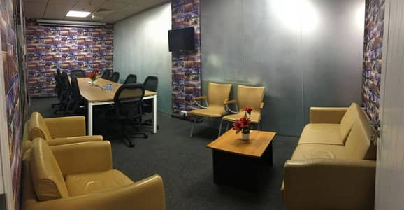Office for Rent in Al Muroor, Abu Dhabi - Awesome Office Space for Rent With All the Major Facilities! Rent now!