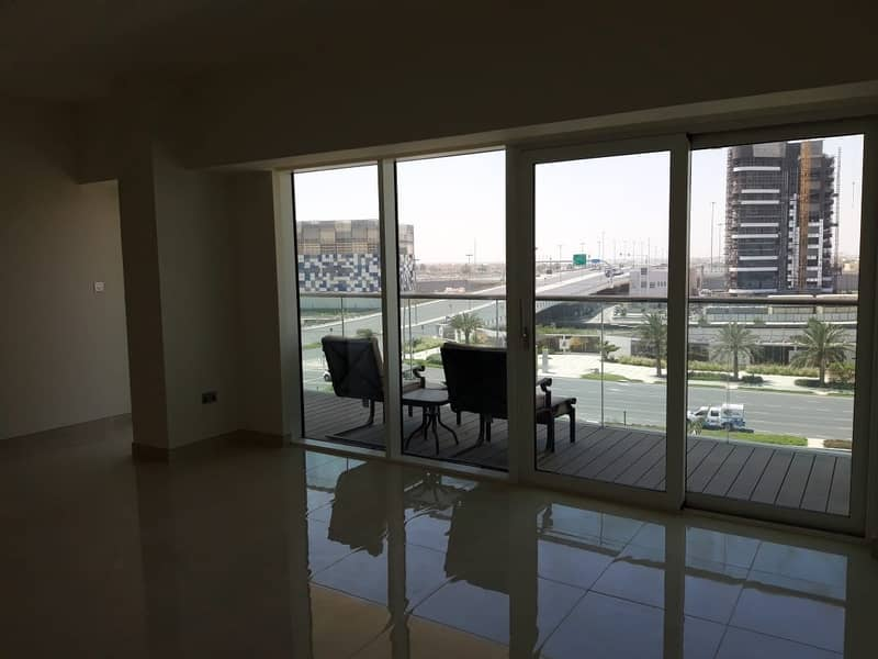 2 Brand New; Huge One Bed with Balconies + Sea View!