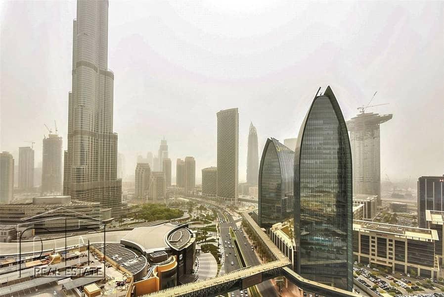 Burj Khalifa View All Bills Are Included