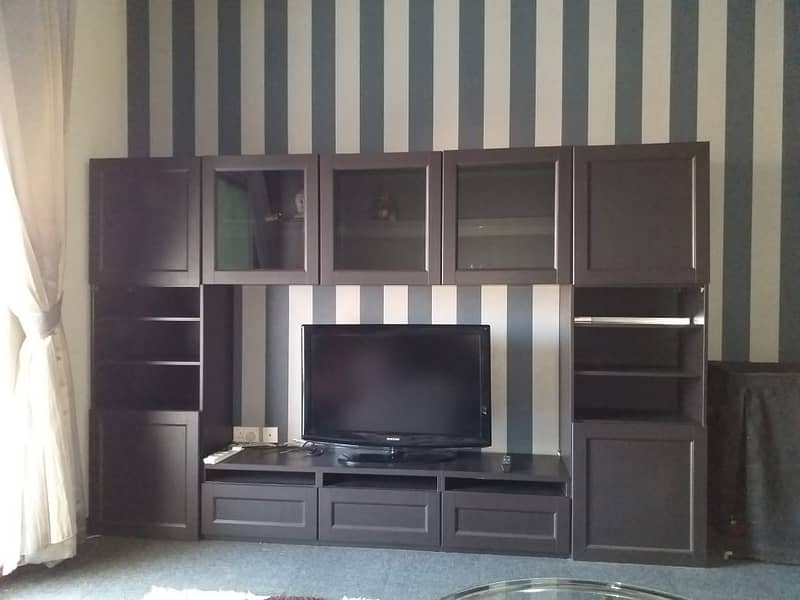 2 Hot Deal! Fully Furnished1BR  + Big Balcony