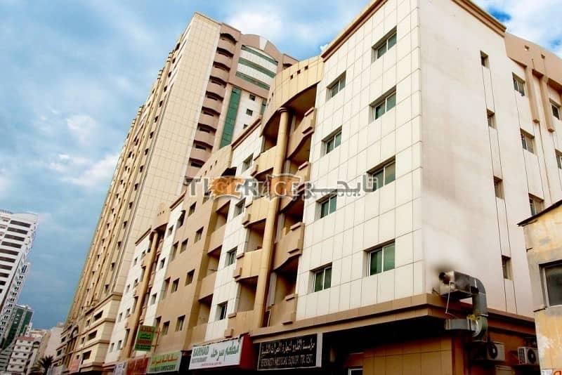 1 br Apartment for Rent in Al Wazir Tower in Al Wahda Sharjah - Main Road