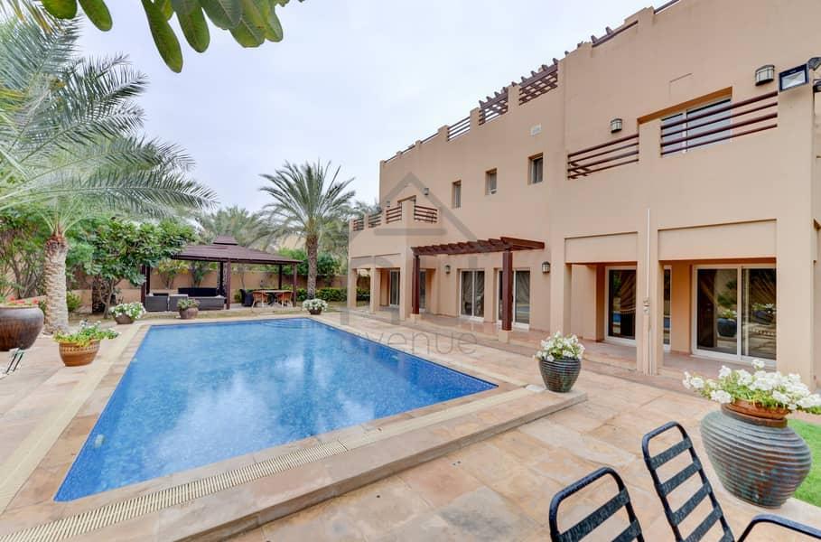 Exclusive | Immaculate 6 Bed Villa | Corner Plot