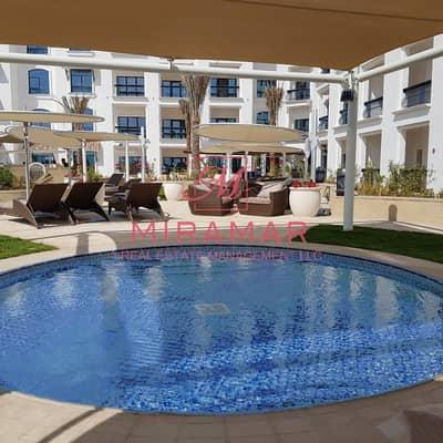 شقة 2 غرفة نوم للايجار في جزيرة ياس، أبوظبي - شقة في أنسام جزيرة ياس 2 غرف 115000 درهم - 4095712