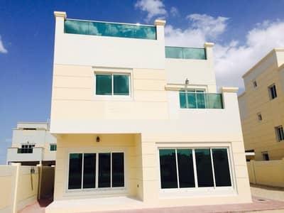 4 Bedroom Villa for Rent in Jumeirah Village Circle (JVC), Dubai - Ready Nice Garden 4 BR + Maid Villa Available