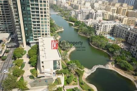 2 Bedroom Flat for Sale in Emirates Living, Dubai - 2 BR Tanaro LAKE View -Premium Location - CALL Ubaid