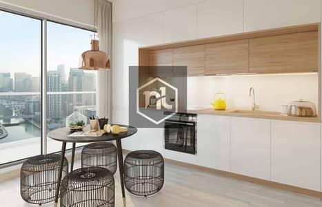 1 Bedroom Flat for Sale in Dubai Marina, Dubai - 5% DPNT | 0% DLD | Urban Style Apartment