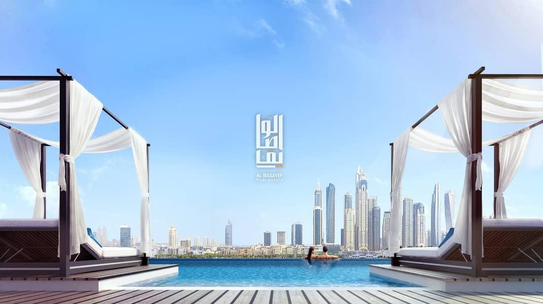 11 1 BR Dubai Creek Harbor