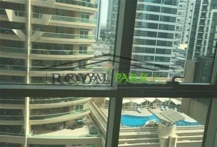 1 Bedroom Flat for Sale in Dubai Marina, Dubai - 1 BR +Balcony with Covered Parking in Al Majara 1