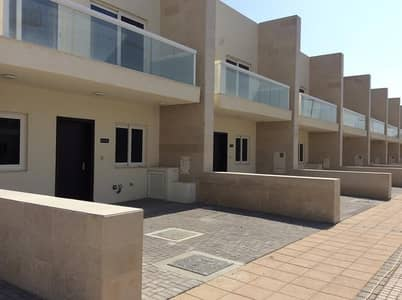SINGLE ROW 3BR+MAID ROOM VILLA FOR SALE IN WARSAN VILLAGE