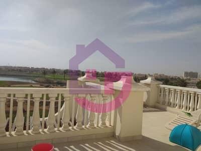 3 Bedroom Townhouse for Rent in Al Hamra Village, Ras Al Khaimah - Luxurious Villa!3BR+Maids Room!Furnished