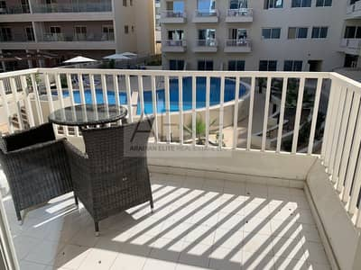 Studio for Sale in Jumeirah Village Circle (JVC), Dubai - Investor Deal | Fully-furnished | Pool View