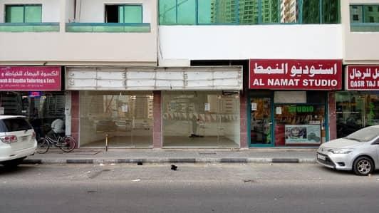 Spacious Shop Only 30. 000 At Al Nahda