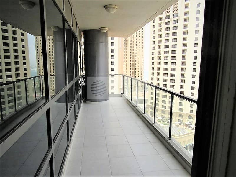 Vacant | 2 Bedroom | Marina Quay West Tower