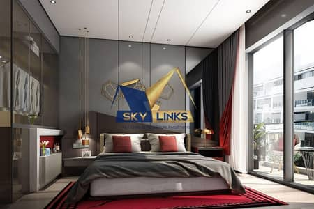 1 Bedroom Apartment for Sale in Nad Al Sheba, Dubai - Beautiful 1 Bedroom Apt for Sale in Tonino Lamborghini Residences