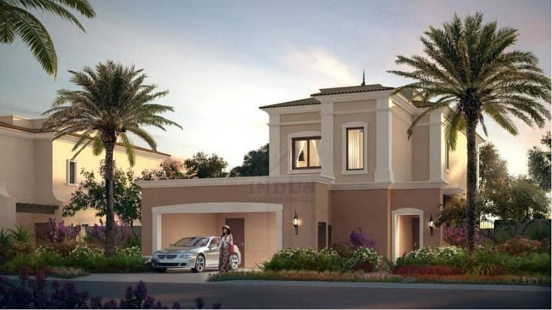 La Quinta 5BR Villa 3Yr Post handover