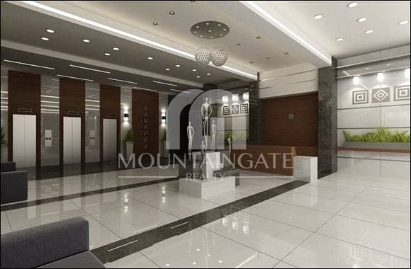 2 Rented 2BR in Sahara Tower  For Sale SHJ