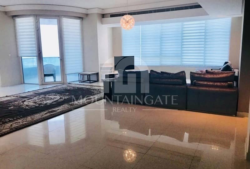 2 Hot Rented 3 BRs for sale in Blue Tower.
