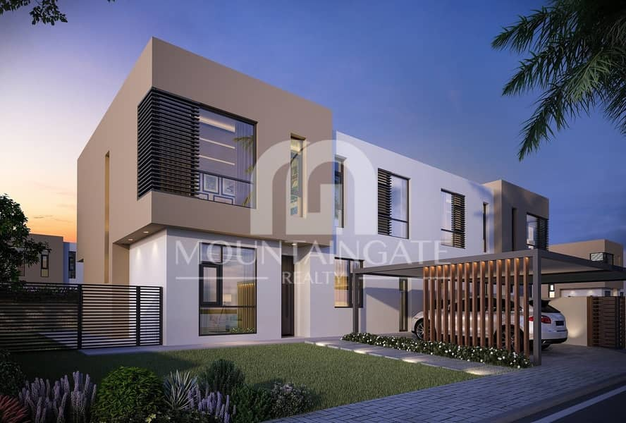 Own your Dream 3 BR Townhouse in Sharjah