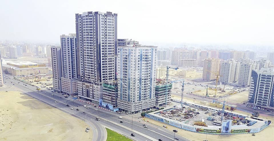 10 Rented 1 BR For Sale in Sahara 4 Sharjah
