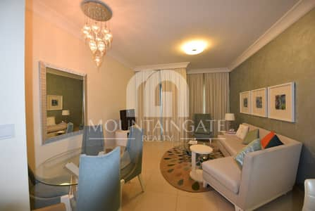1 Bedroom Apartment for Rent in Downtown Dubai, Dubai - 5 star Hotel Furnished Apt In Downtown..