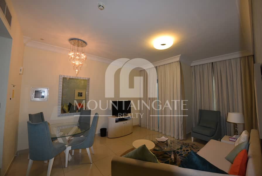 2 5 star Hotel Furnished Apt In Downtown..