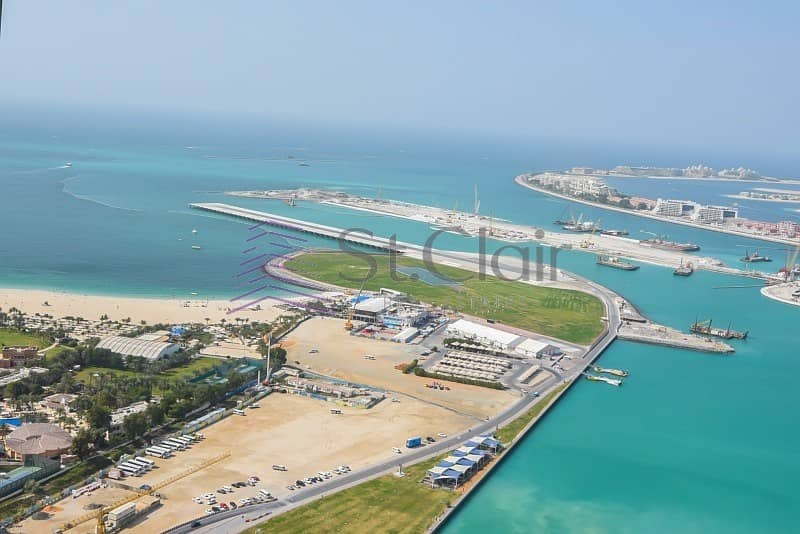 2 Cheapest Deal | Full Sea Marina View | Rented 2BR