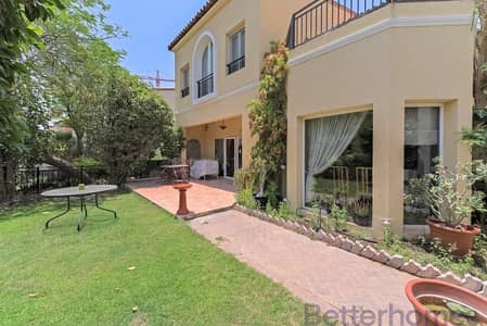 3 Bedroom Townhouse for Sale in Green Community, Dubai - Corner | Well Maintained | Owner Occupied