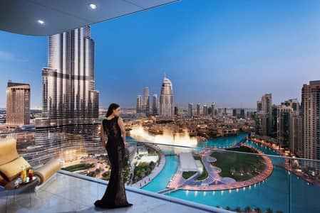 4 Bedroom Apartment for Sale in Downtown Dubai, Dubai - Exclusive Luxury - Timeless Living in One of 117 Apartments