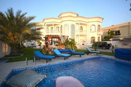 فیلا 6 غرفة نوم للايجار في البرشاء، دبي - Luxury Fully Upgraded 6 Bed Villa in Al Barsha