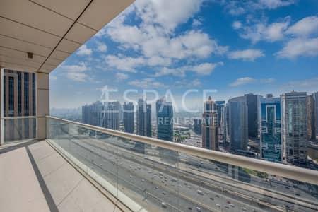 2 Bedroom Apartment for Sale in Dubai Marina, Dubai - Modern Finishing | High Floor | Vacant