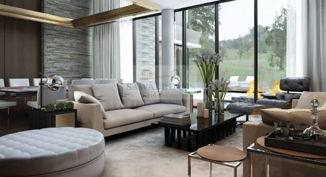 10 Just Cavalli Branded Villa | Own Your Home