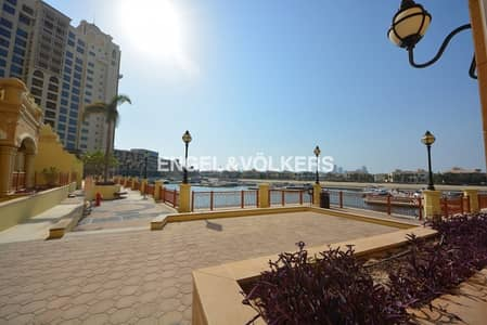3 Bedroom Apartment for Sale in Palm Jumeirah, Dubai - Type B |Large Terrace Sea View |  Vacant