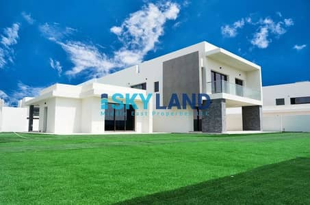 4 Bedroom Villa for Sale in Yas Island, Abu Dhabi - Special offer ! 5% Down payment ! 90% on Handover !