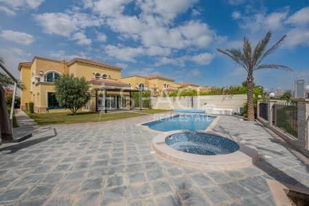 4 Bedroom Villa for Sale in Jumeirah Park, Dubai - Single row