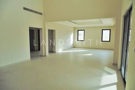 6 Bedroom Villa for Rent in Arabian Ranches 2, Dubai - Gorgeous Park View 5 Bedroom Yasmin Villa