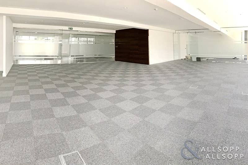 2 Partitioned | High Floor | Unfurnished
