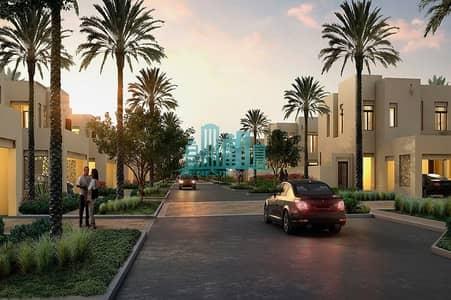 3 Bedroom Villa for Sale in Reem, Dubai - Corner villa