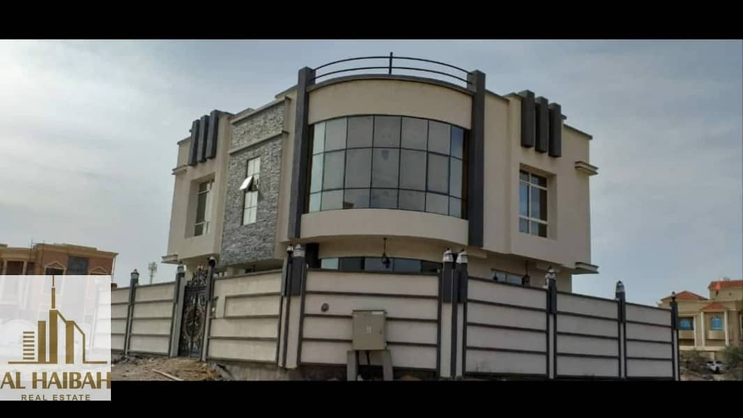 New villa for sale  With electricity