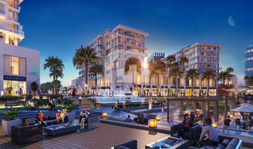 1 Bedroom Flat for Sale in Sharjah Waterfront City, Sharjah - Endless Sea View in The Heart of Sharjah