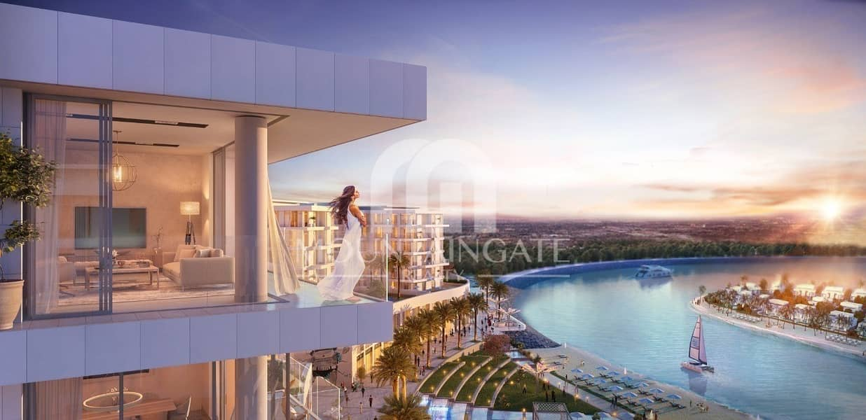 4 Endless Sea View in The Heart of Sharjah