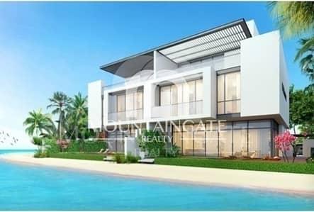 فیلا 5 غرفة نوم للبيع في مدينة الشارقة للواجهات المائية، الشارقة - Be the one to live in Modern Masterpiece