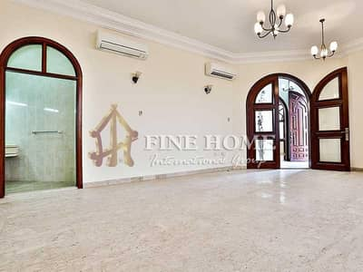 8 Bedroom Villa for Rent in Khalifa City A, Abu Dhabi - Outstanding spacious 8BR Villa+M+P
