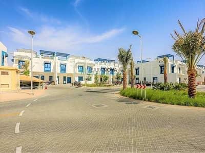 4 Bedroom Townhouse for Sale in Palm Jumeirah, Dubai - Corner Unit | Pool Facing | 4 Bedroom + Maids