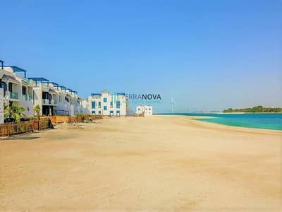 5 Bedroom Townhouse for Sale in Palm Jumeirah, Dubai - Middle Unit | Sea View | 5 Bedroom + Maids