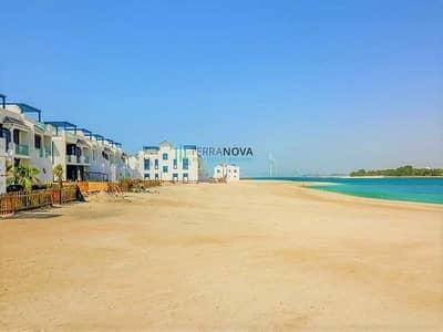 تاون هاوس 5 غرفة نوم للبيع في نخلة جميرا، دبي - Middle Unit | Sea View | 5 Bedroom + Maids