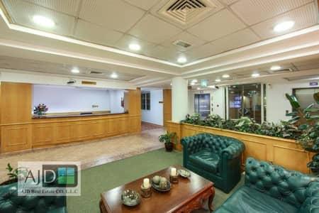 فلیٹ 1 غرفة نوم للايجار في جميرا، دبي - شقة في لا بلاج (الشاطئ) جميرا 2 جميرا 1 غرف 69000 درهم - 3971923