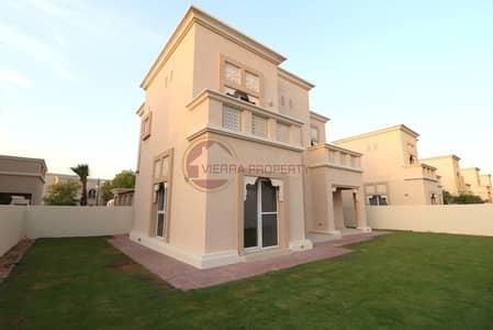 فیلا 5 غرفة نوم للايجار في واحة دبي للسيليكون، دبي - Free One Month 5 B/R Ensuite Villa with Free Maintenance