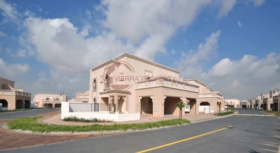 3 Bedroom Villa for Sale in Dubai Silicon Oasis, Dubai - Exclusive Masterpiece 3 BR Towhouse End Unit